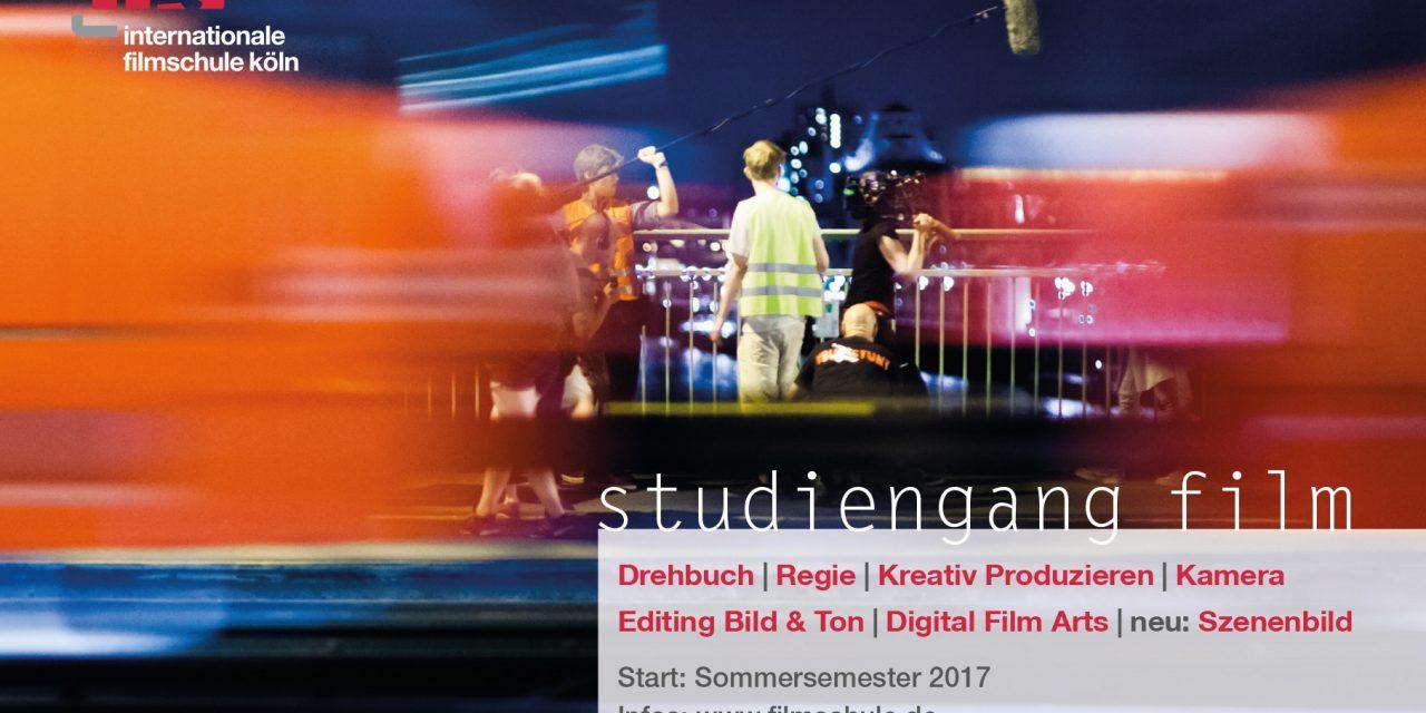 Facebook-Info-Events der ifs zum Studiengang FILM