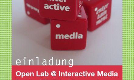 Open Lab @ Interactive Media