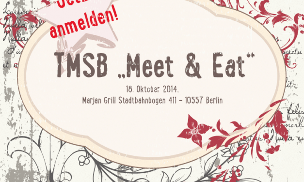 "TMSB ""Meet & Eat"" im Oktober '14"