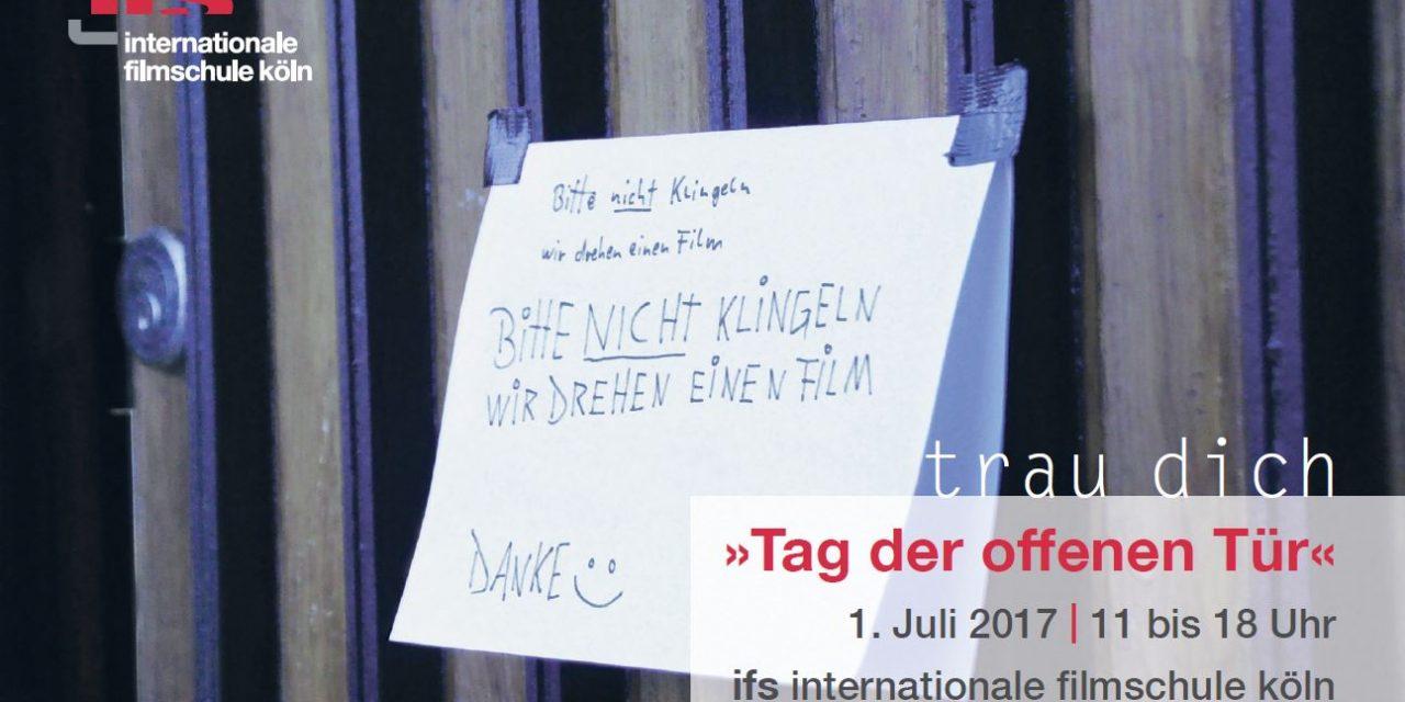 01.07.2017: »Tag der offenen Tür« an der ifs