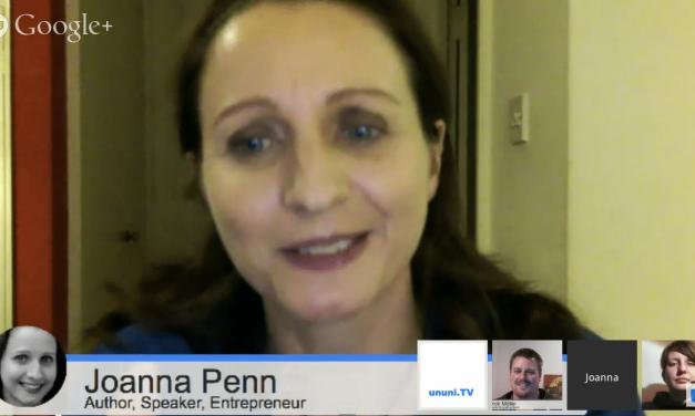 TFBN #11: Marketing von E-Books, Joanna Penn