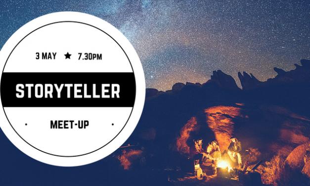 TMSB Storyteller Meet-up May 2017
