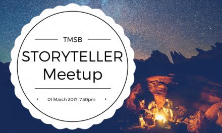 TMSB Storyteller Meetup März 2017