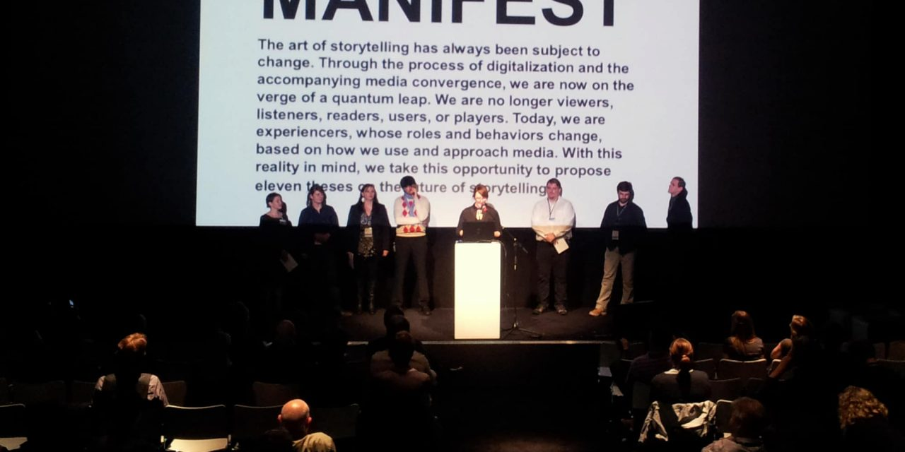 11 Transmedia Thesen – Das Manifest