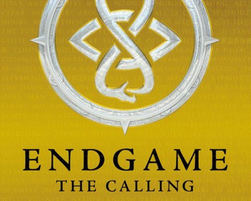 """James Frey's """"Endgame"""""""