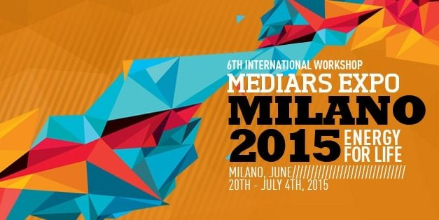 MEDIARS EXPO MILANO 2015 | Energy for Life