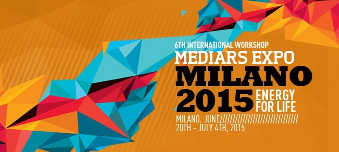 MEDIARS EXPO MILANO 2015 | Energy for Life