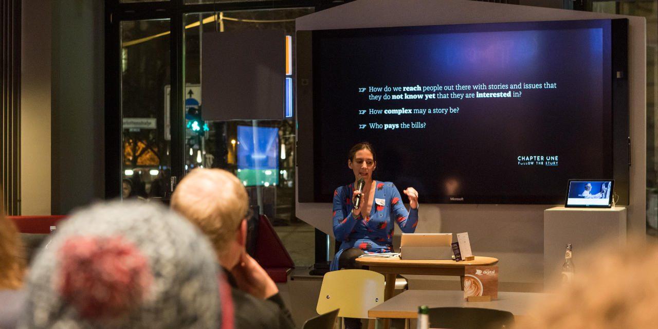 Recap: StoryFusion Meetup #2