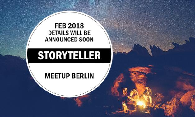 StoryFusion Meetup #3