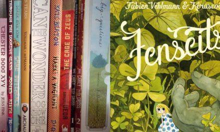 [DE] Graphic Novel-Rezension: Vehlmann & Kerascoët, Jenseits