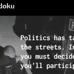 "Netzdoku presents: An interactive screening of ""The Maribor Uprisings"""