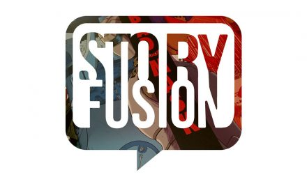 StoryFusion Podcast 02: Jon Chad – Bad Mask