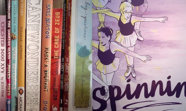 [DE] Graphic Novel-Rezension: Tillie Walden, Spinning